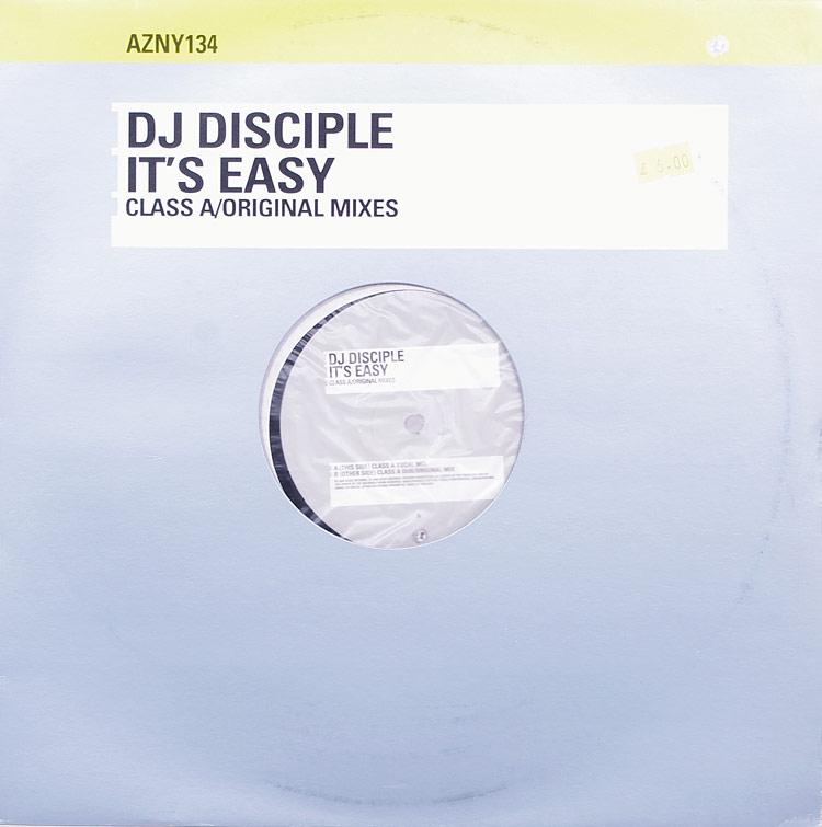DJ Disciple - The 12 Steps 2 Heaven E.P.