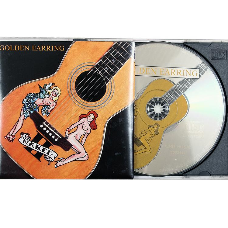Plochi.com: Golden Earring - Naked II (CD)