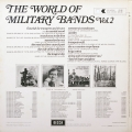 VA ‎– The World Of Military Bands Vol. 2 (LP)