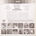 Andre Kostelanetz ‎– Concert In The Park (LP)