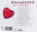 Panpipes for Lovers (CD)