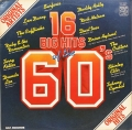 Various ‎– 16 Big Hits Of The 60's (LP)