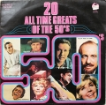 Various ‎– 20 All Time Greats Of The 50's