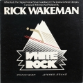 Rick Wakeman ‎– White Rock (LP)