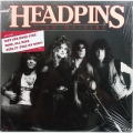 Headpins ‎– Line Of Fire (LP)