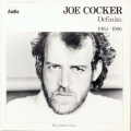 Joe Cocker ‎– Definite 1964-1986 (LP)