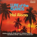 Hal Aloma ‎– Lure Of The Islands (LP)