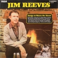 Jim Reeves ‎– Songs To Warm The Heart (LP)
