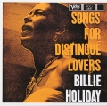 Billie Holiday ‎– Songs For Distingué Lovers
