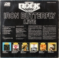 Iron Butterfly ‎– Live (LP)