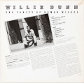Willie Dunn ‎– The Vanity Of Human Wishes*