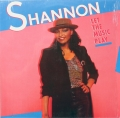 Shannon ‎– Let The Music Play (LP)