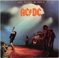 AC/DC ‎– Let There Be Rock (LP)