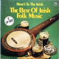 Various ‎– The Best Of Irish Folk Music (LP)