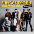Village People ‎– Greatest Hits - Remix (LP)
