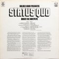 Status Quo ‎– Status Quo - Down The Dustpipe
