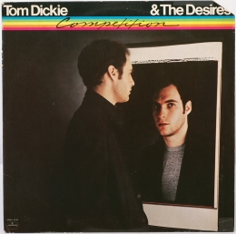 Tom Dickie & The Desires ‎– Competition (LP)