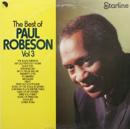 Paul Robeson ‎– The Best Of... Vol.3 (LP)