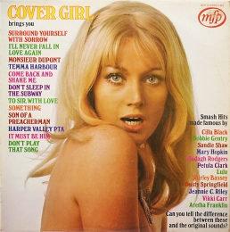 Unknown Artist ‎– Cover Girl (LP)