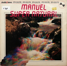 Manuel ‎– Super Natural (LP)