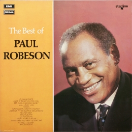 Paul Robeson ‎– The Best Of Paul Robeson (LP)
