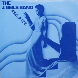 The J. Geils Band – Angel In Blue (SP)