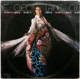 Cleo Laine ‎– Return To Carnegie (LP)