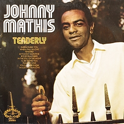 Johnny Mathis – Tenderly (LP).