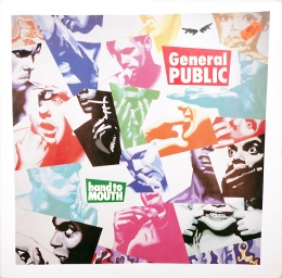 General Public ‎– Hand To Mouth (LP)