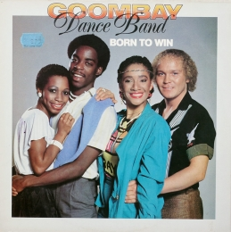 Goombay Dance Band ‎– Born To Win (LP)