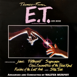 Themes From E.T. The Extra Terrestrial (LP).