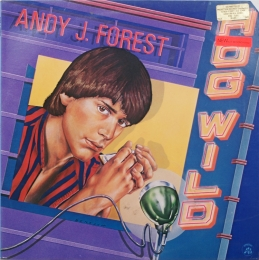 Andy J. Forest ‎– Hog Wild (LP)