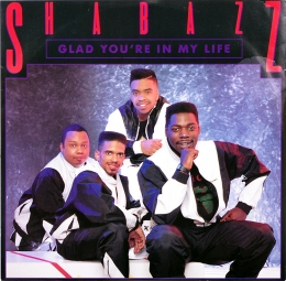 Shabazz ‎– Glad You're In My Life (EP)