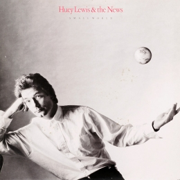 Huey Lewis & The News – Small World (LP).