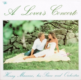 Henry Mancini ‎– A Lover's Concerto (LP)