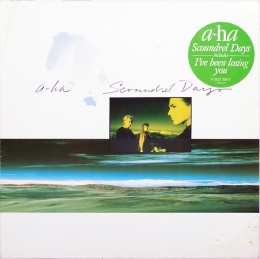 a-ha ‎– Scoundrel Days (LP)