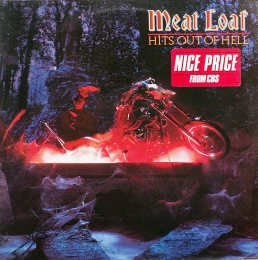 Meat Loaf ‎– Hits Out Of Hell (LP)