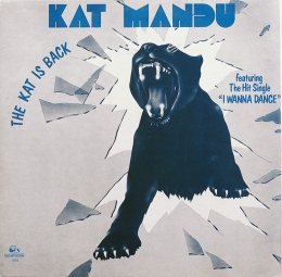 Kat Mandu ‎– The Kat Is Back (LP)