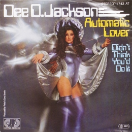 Dee D. Jackson ‎– Automatic Lover (SP)