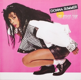 Donna Summer ‎– Cats Without Claws (LP)