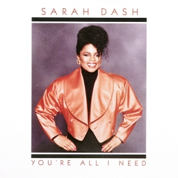 Sarah Dash ‎– You're All I Need (CD)