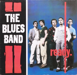 The Blues Band ‎– Ready (LP)