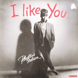 Phyllis Nelson ‎– I Like You (LP)