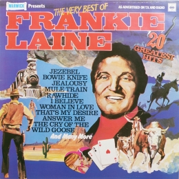 The Very Best Of Frankie Laine (LP)