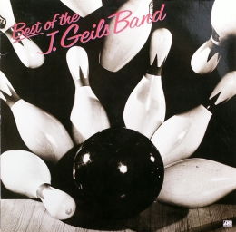 Best Of The J. Geils Band (LP)