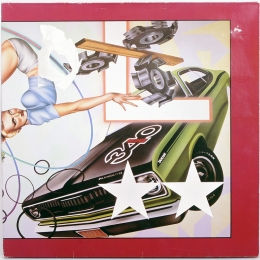 The Cars ‎– Heartbeat City (LP)