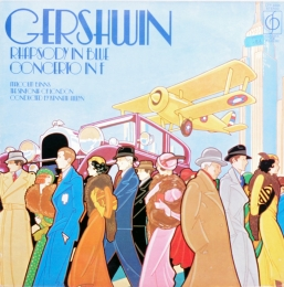 George Gershwin - Rhapsody In Blue (LP)