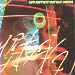 Leo Kottke ‎– Guitar Music (LP)