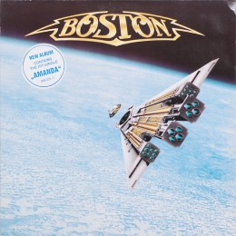 Boston ‎– Third Stage (LP)