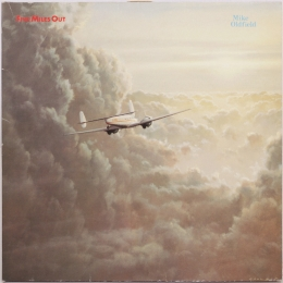 Mike Oldfield ‎– Five Miles Out (LP)